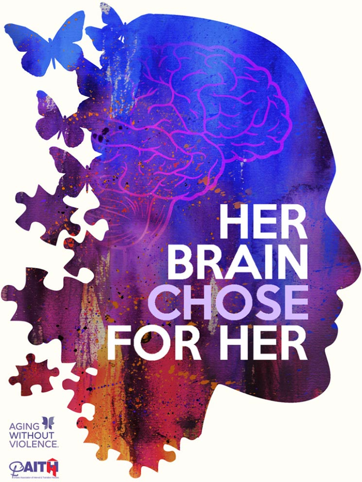 Her Brain Chose for Her